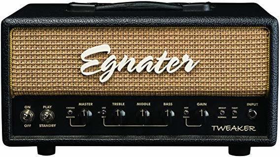 Amplificador Egnater Tweaker Head Guitarra Cabezal Amplifi ®