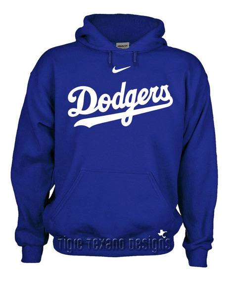 Sudadera Dodgers Los Angeles Mod. P By Tigre Texano Designs