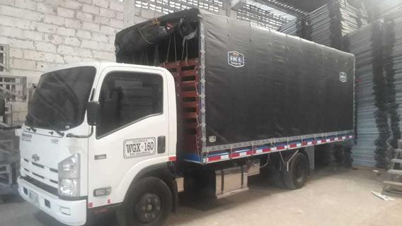 Camion De Estaca Nqr