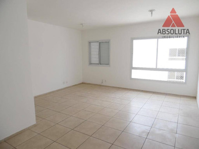 Apartamento Residencial Para Locação, Vila Santa Catarina, Americana. - Ap0803