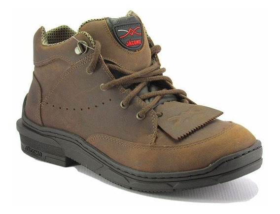 Bota Coturno Crazy Havana T014/ut Jacomo Country Couro