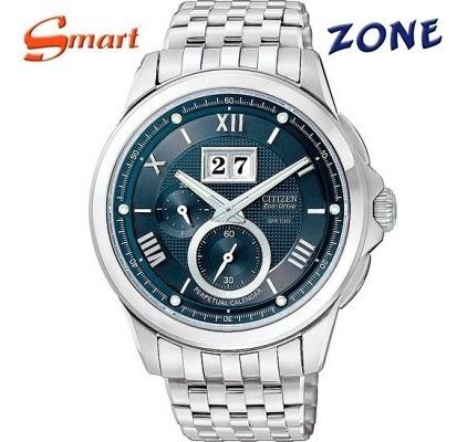 Reloj Caballero, Citizen Eco Drive Wr100 100% Original