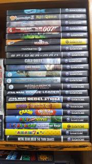 Juegos Nintendo Gamecube Usa Americanos Compatibles Con Wii