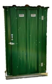 Gabinete Color Depósito De Exterior 1.65 X 0.56 X 0.98