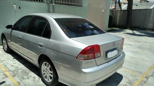 Honda Civic 1.7 Lx 16v Aut.4p