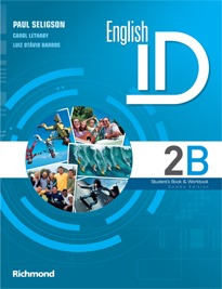 English Id 2b - Students Book And Workbo Paul Seligson