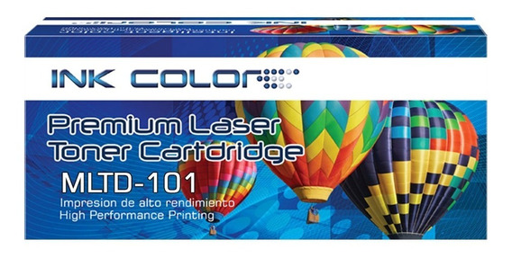 Toner Generico Ink Color Sam Mltd-101 Ml2160, Ml2165w 3400