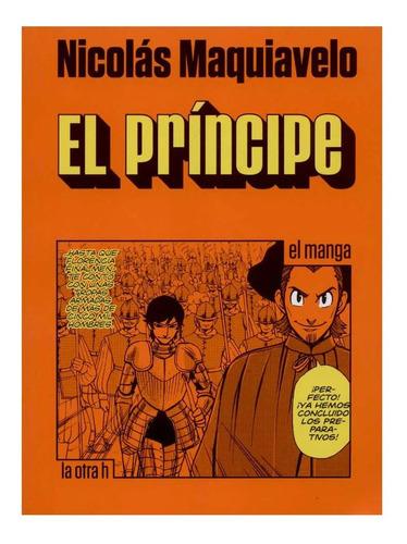 Imagen 1 de 1 de El Príncipe - El Manga