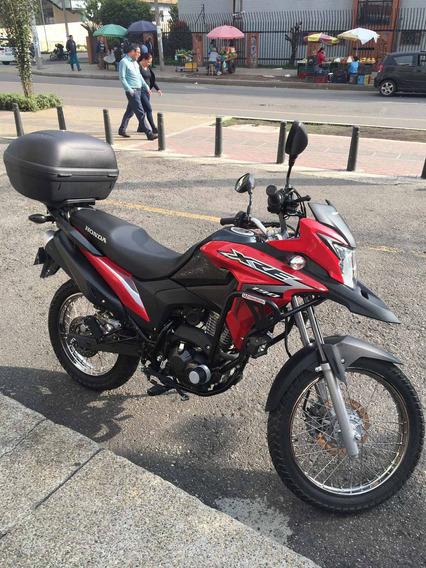 Motocicleta Honda Xre 190 Std