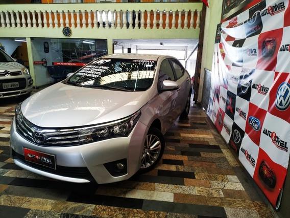 Toyota Corolla 2.0 Multi Drive S - Único Dono