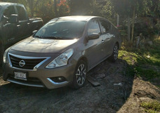 Nissan Versa 1.6 Exclusive Navi At 2017