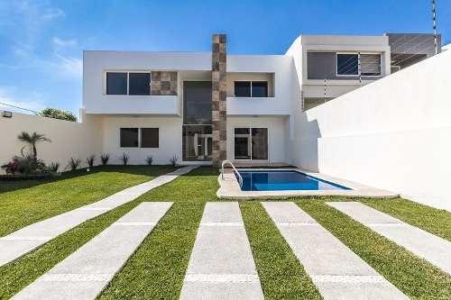 Imponente Casa Moderna, Fracc. Privado Vig. 24/7