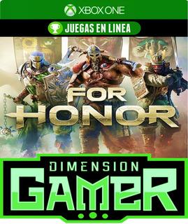 For Honor Standard Edition - Xbox One - N Codigo