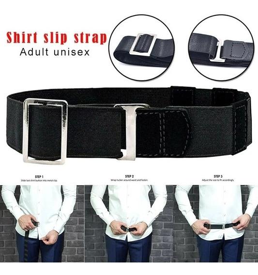 Shirt Stay Cinto Para Camisa Social / Suspensório Unissex