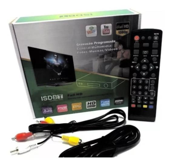 Conversor De Tv Digital Isdbt Receptor Tv Digital Para Tv
