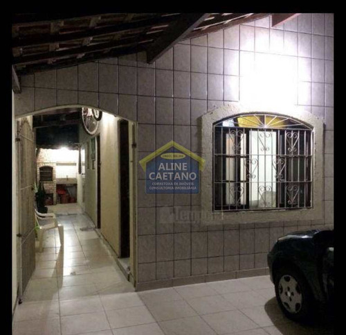 Casa Com 1 Dorm, Ocian, Praia Grande - R$ 228 Mil, Cod: Cla168 - Vcla168