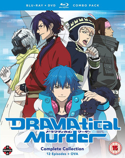Dramatical Murder - Complete Collection Blu-ray + Dvd