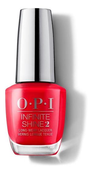 Esmalte Opi Infinite Shine Sin Uv Led: Cajun Shrimp 15ml