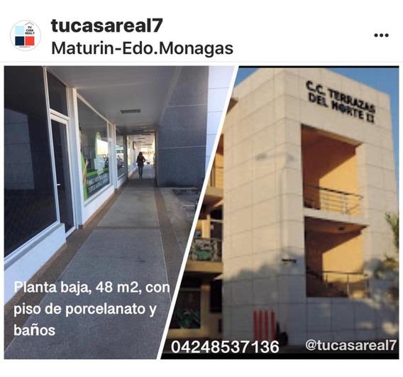 Vendo Local Comercial Listo, En El C.c. Terrazas Del Norte