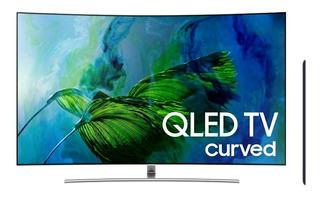 Televisor Samsung Qled 65q8c Hdr Ultra 4k Smart Curved