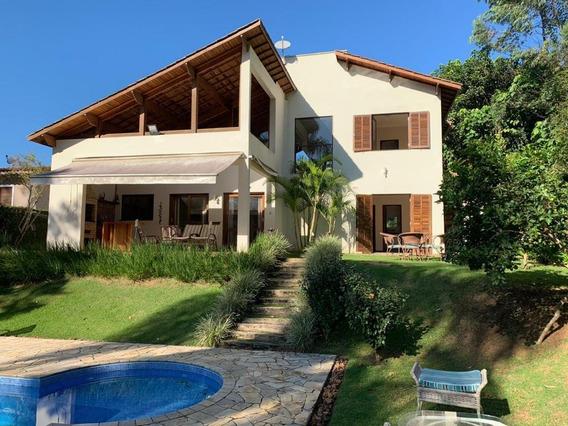 Casa Em Condomínio Fechado Alto Padrão - Condomínio Fazenda Da Ilha - Embu-guaçu-sp - Ch0003