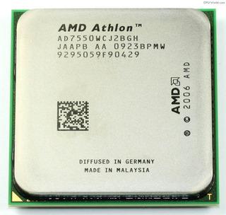 Procesador Para Pc Amd Athlon X2 7550