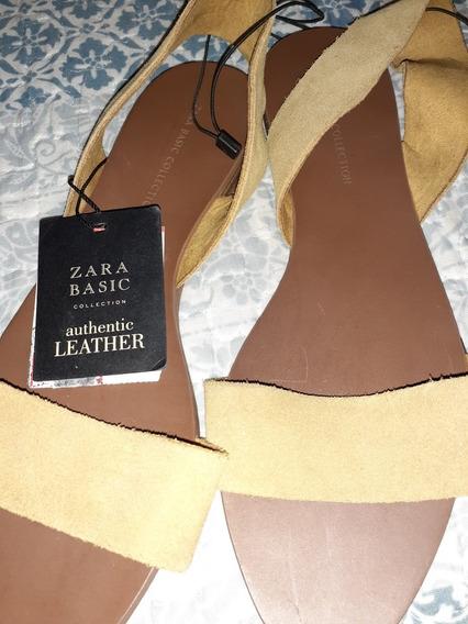 Chatitas Zara De Verano.n°36. Nuevas