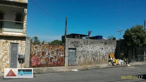 Terreno À Venda, 300 M² - Vila Campanela - São Paulo/sp - Te0131