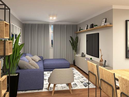 Apartamento De Condomínio Em São Paulo - Sp - Ap0011_elso