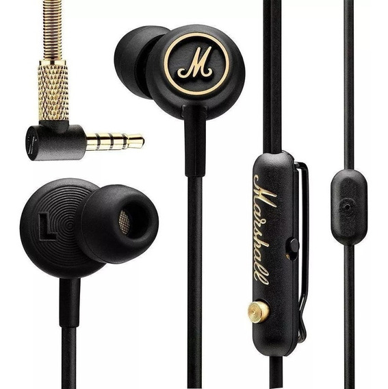 Marshall Mode Eq Auricular In Ear Control Y Ecualizador
