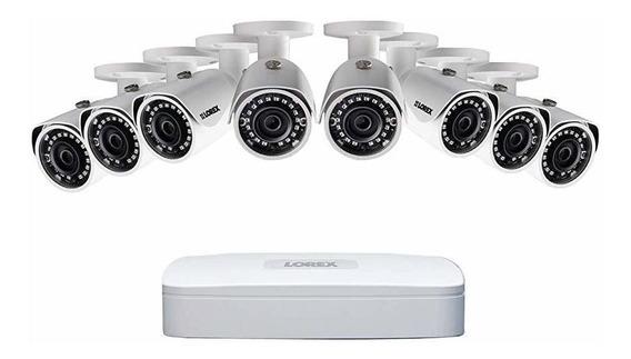 Lorex Ln1080-88w 2k Ip Seguridad Camara Sistema 8 Channel ®