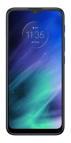 Motorola One Fusion 64 GB azul océano 4 GB RAM