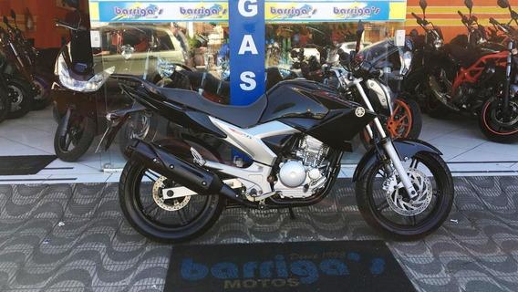 Yamaha Fazer 250cc 2013 Preta Impecável