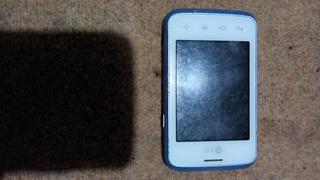 Celulares Lg D100 E Sony Ericson 2mp Com Defeito Sem Bateria