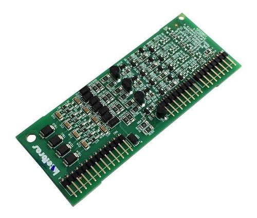 Placa Ramal Desb. Modulare/conecta + ( 04 Rm )