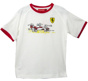 Camiseta Ferrari, Scudetto Team