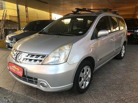 Nissan Grand Livina Sl 1.8 16v Flex, Nwy6642