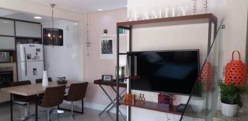 Sobrado À Venda, 86 M² Por R$ 650.000,00 - Alto Da Mooca - São Paulo/sp - So1418