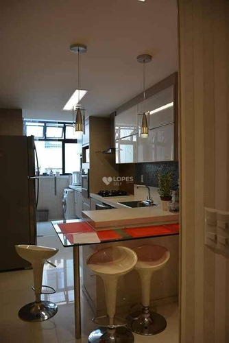 Apartamento Com 4 Dormitórios À Venda Por R$ 1.350.000 - Icaraí - Niterói/rj - Ap42314