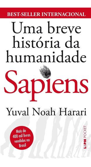 Sapiens - Uma Breve História Da Humanidade - Pocket