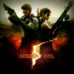 Resident Evil 5 Pc Original Midia Digital