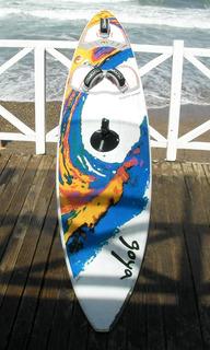 Tabla Olas Windsurf Goya Wave - 78 Lts. O Permuto Sup Longb