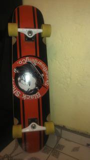 Longboarding.black Sheep. Semi Novo,usado Somente Uma Vez