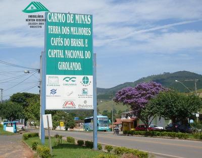 Fazenda A Venda No Bairro Zona Rural Em Carmo De Minas - Mg. - 256