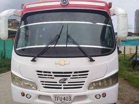 Buseta Intermunicipal- Chevrolet Npr -mod - 2012 - 25 Pasaj
