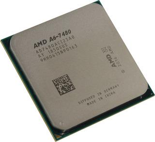 Procesador AMD A6-Series A6-7480 2 núcleos 32 GB