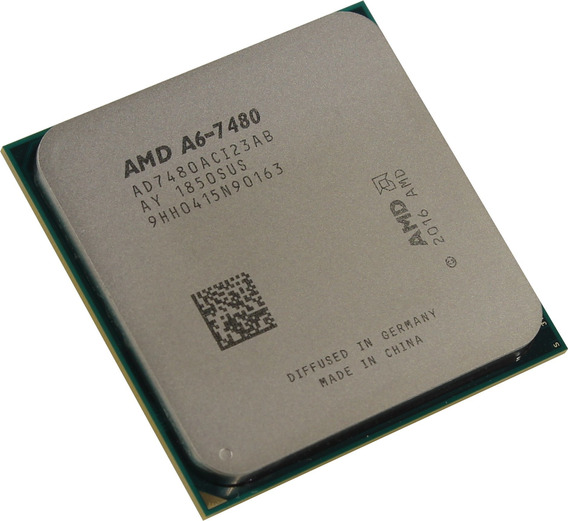 Processador AMD A6-Series A6-7480 2 núcleos 32 GB