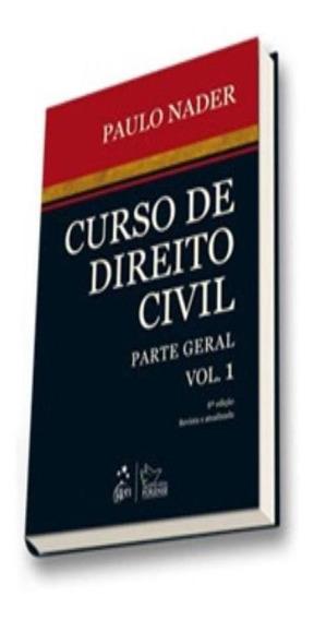 Curso De Direito Civil Vol.1 - Parte Geral - 8ª Edicao