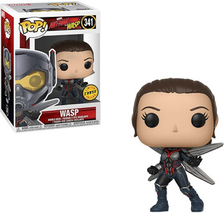 Ant Man And The Wasp Chase Funko Pop Marvel