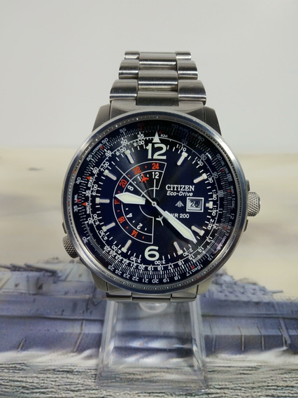 Reloj Citizen Promaster Nighthawk Bj7010-59e